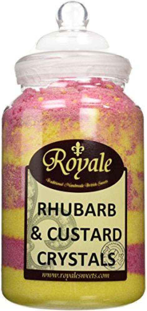Royale Crystals Rhubarb and Custard 3 kg