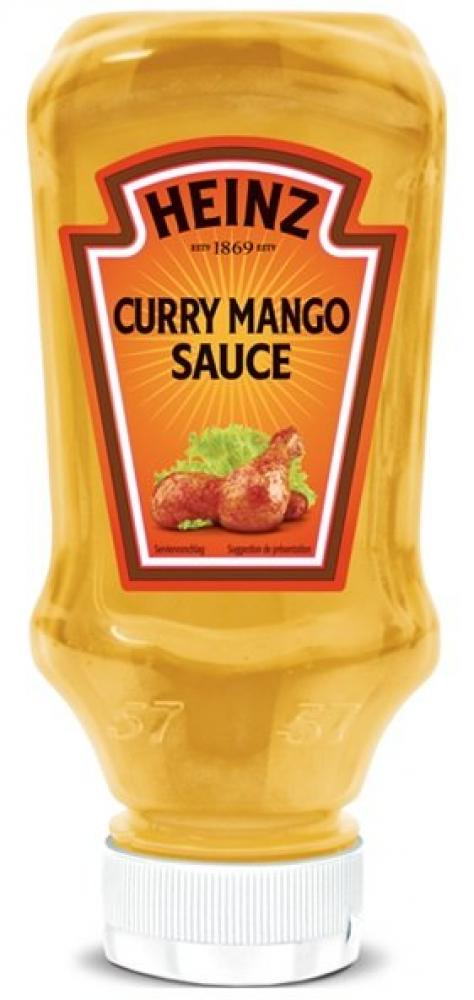 Heinz Curry Mango Sauce 220ml