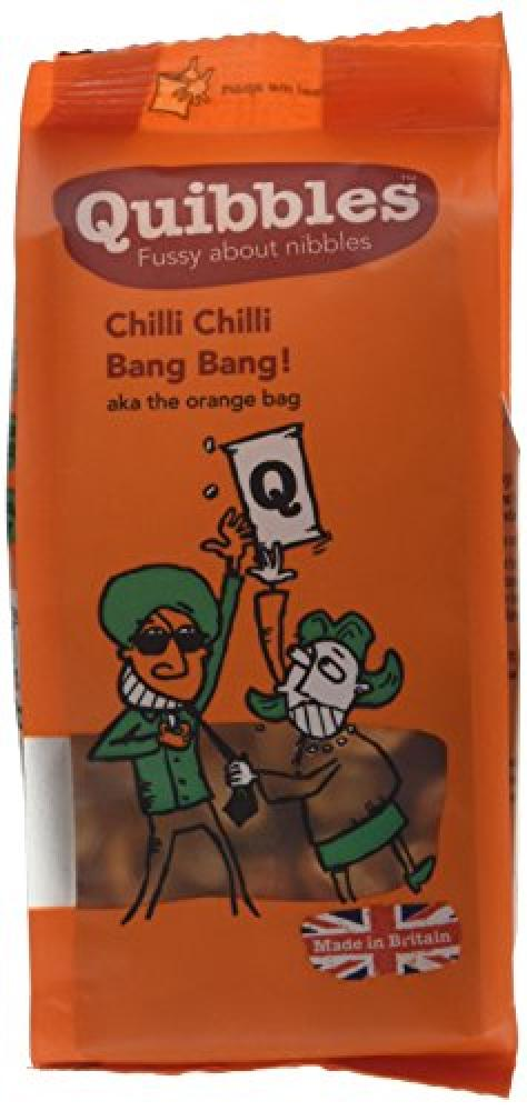 Quibbles Chilli Chilli Bang Bang Aka the Orange Bag