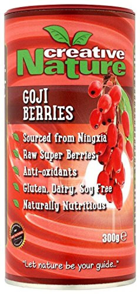 Creative Nature Goji Berries 300g