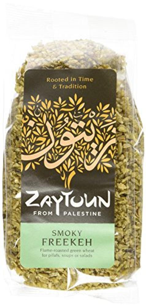 Zaytoun Smoky Freekeh 250g
