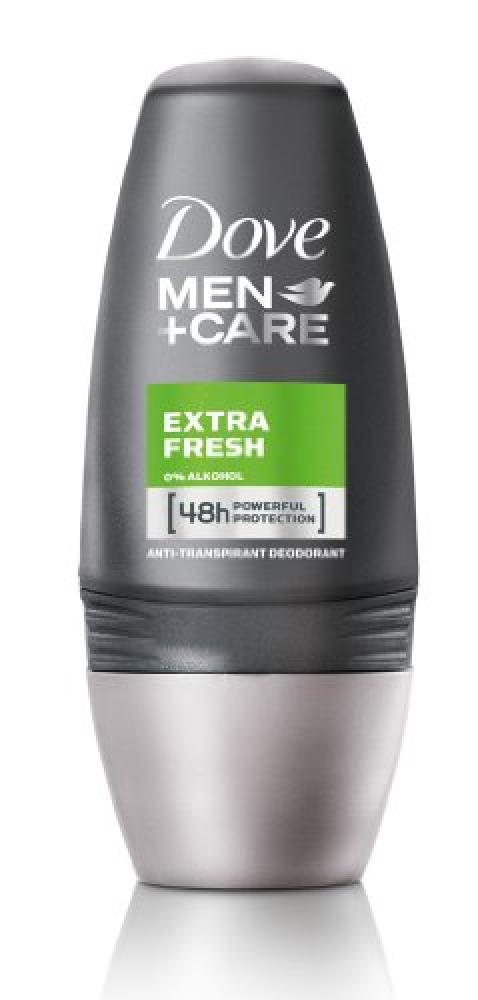 Dove MenCare Extra Fresh Roll-On Deodorant 50ml
