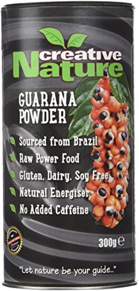 Creative Nature 300 g Brazilian Guarana Powder