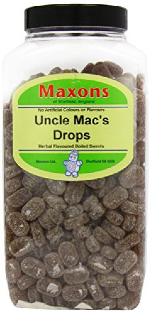 Maxons Uncle Macs Drops Jar 3.4 Kg