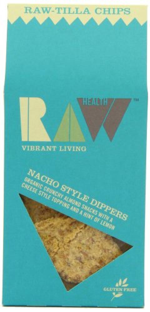Raw Health Organic Tilla Nacho Style Dippr 70 g