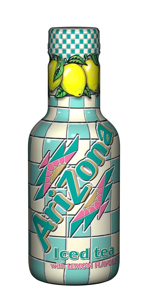 Arizona Iced Tea With Lemon Flavour 500ml