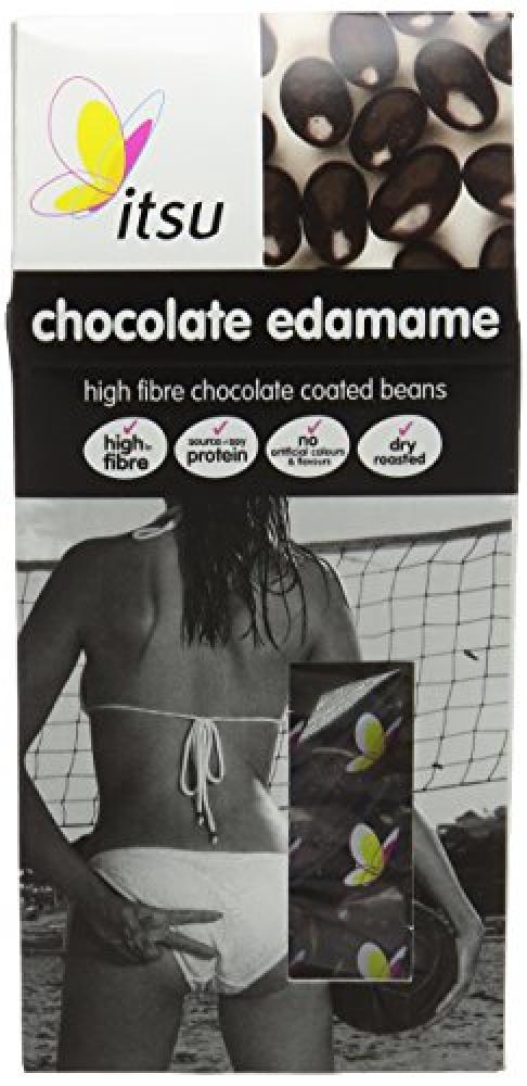 Itsu Chocolate Edamame 35g