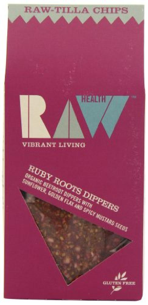 Raw Health Organic Tila Ruby Roots Beetroot Dipper 85g