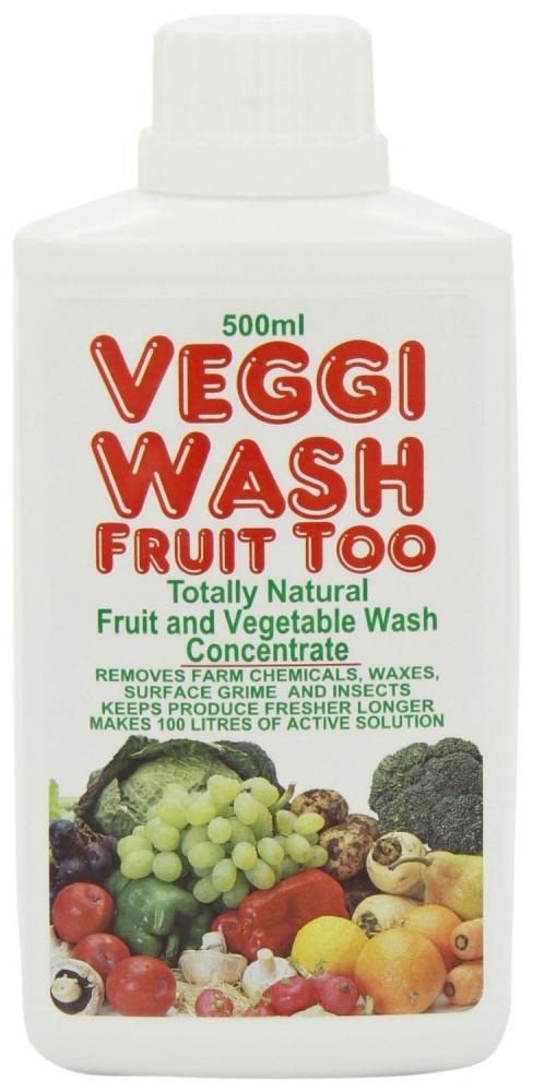 Food safe Veggi Wash Concentrate 500ml