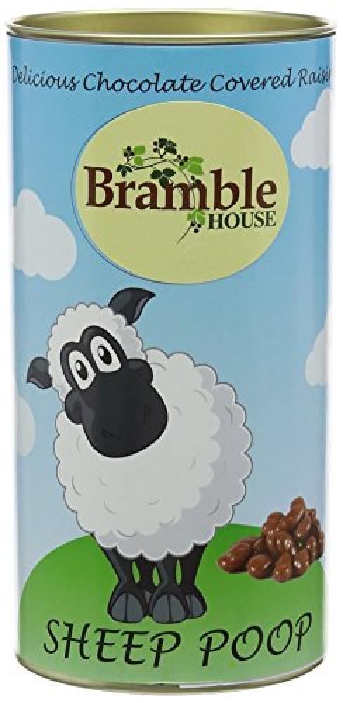 bramble foods sheep poop drum 175g | approved food
