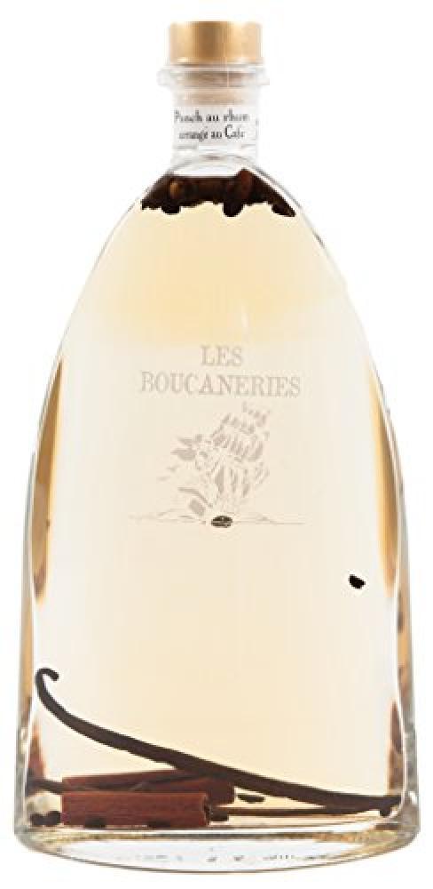 Fisselier Boucaneries Coffee and Vanilla Rum Punch Liqueur 150 cl