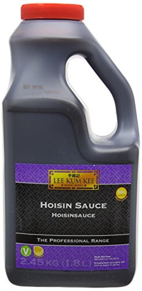 Lee Kum Kee Black Bean Garlic Sauce 2450g