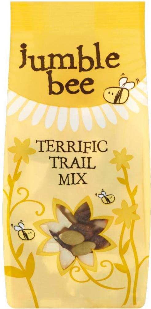 FURTHER REDUCTION  Jumble Bee Terrific Trail Mix 175g