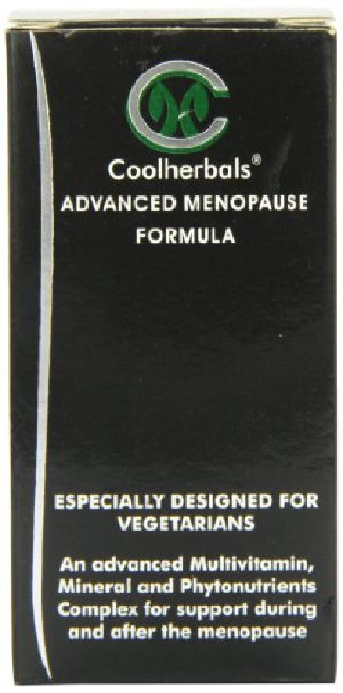 Coolherbals Advanced Menopause Formula 60 Capsules