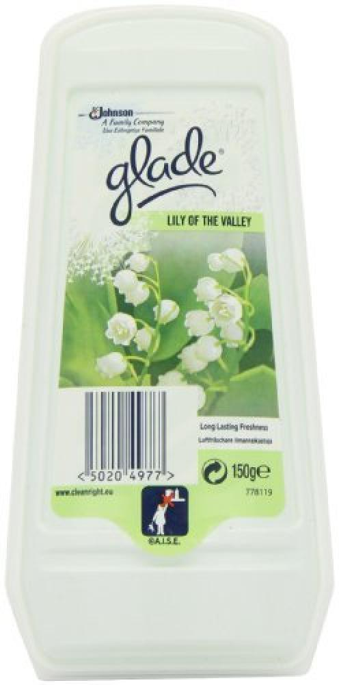 Glade Solid Lilly of the Valley 150 g
