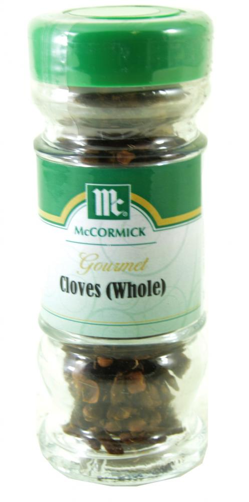 McCormick McCormick McCormick Gourmet Whole Cloves 25g