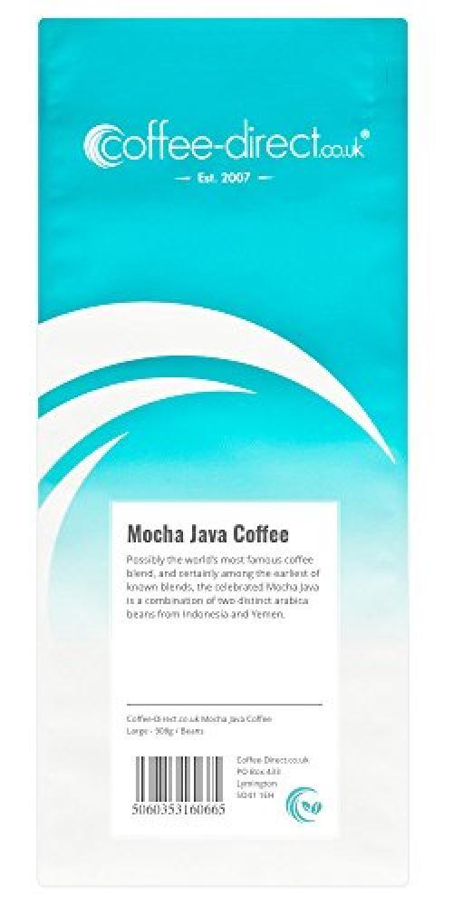 Coffee Direct Mocha Java Coffee Beans 908g
