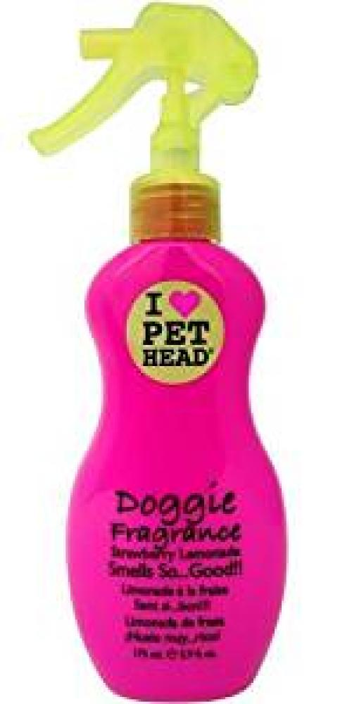 Pet Head Doggie Fragrance - Strawberry Lemonade 175ml