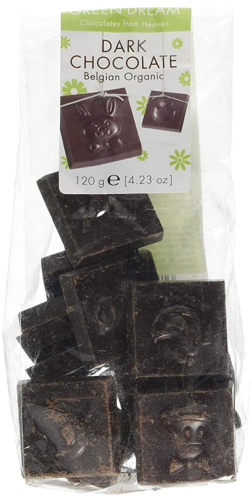 Green Dream Easter Figures Dark Chocolate Bag 120g