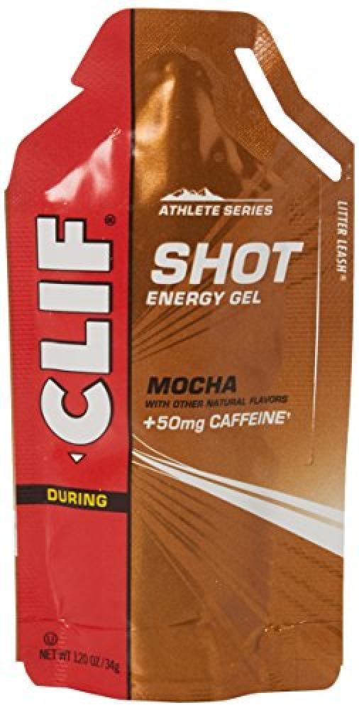 Clif Shot Energy Mocha Gel 34g