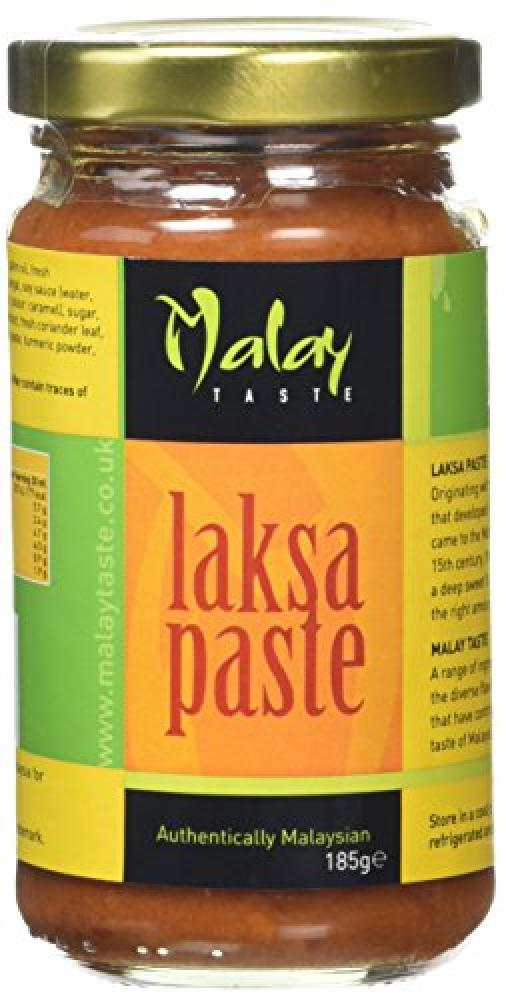 Malay Taste Laksa Curry Paste 185 g