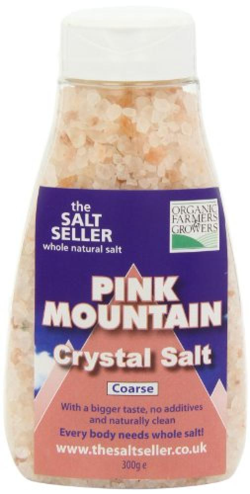Pink Mountain Crystal Salt 300g