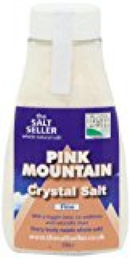 Pink Mountain Pink Himalayan Salt Fine 300g