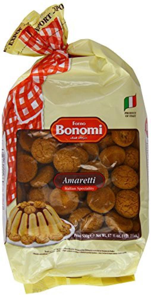 Forno Bonomi Amaretti Biscuits 500 g
