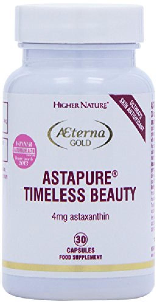 Aeterna Gold Astapure Timeless Beauty 30 Capsules