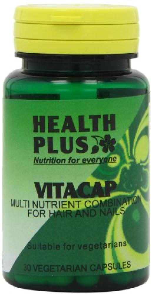 Health Plus Vitacap Multivitamin Supplement - 30 Capsules