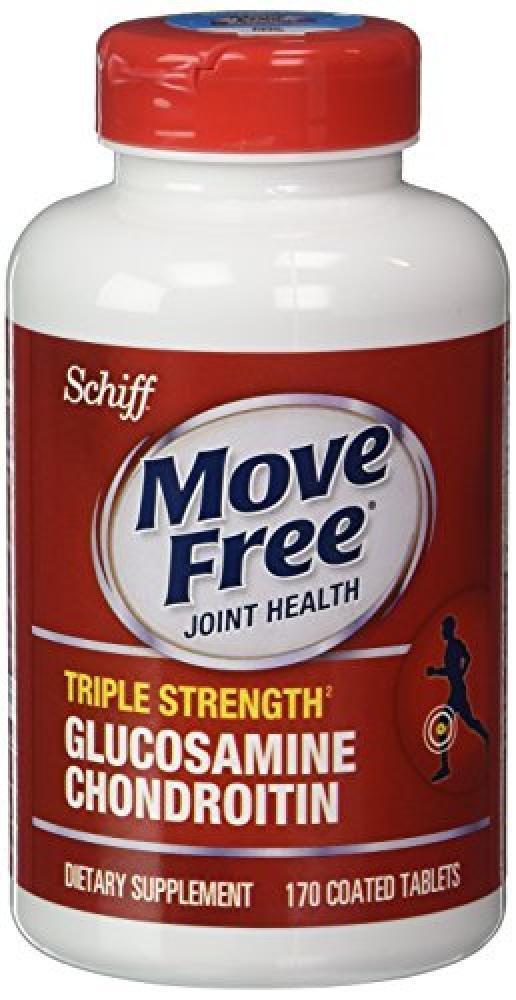 Move Free Advanced Triple Strength 140 Tablets