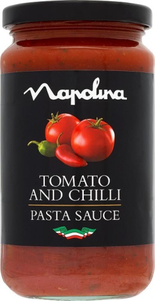 Napolina Tomato and Chilli Pasta Sauce 440g