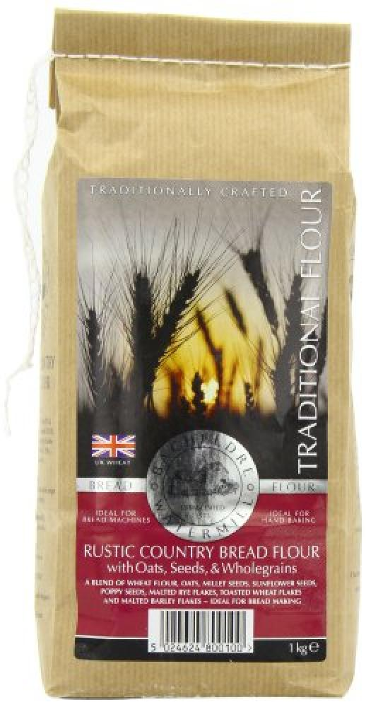Bacheldre Watermill Rustic Country Bread Flour 1 kg