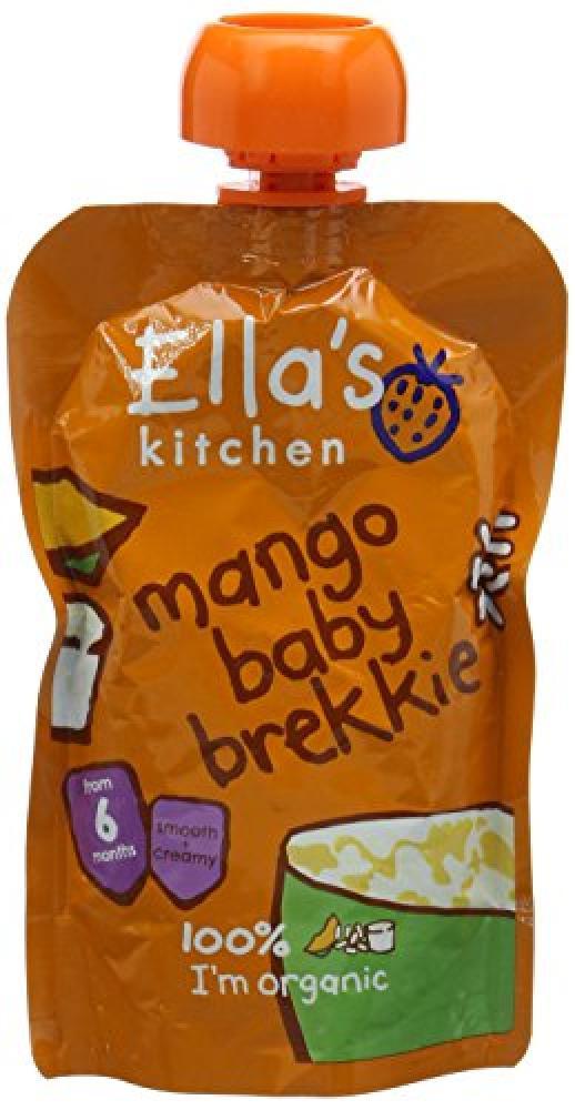 Ellas Kitchen Organic Baby Brekkie Mango 100 g