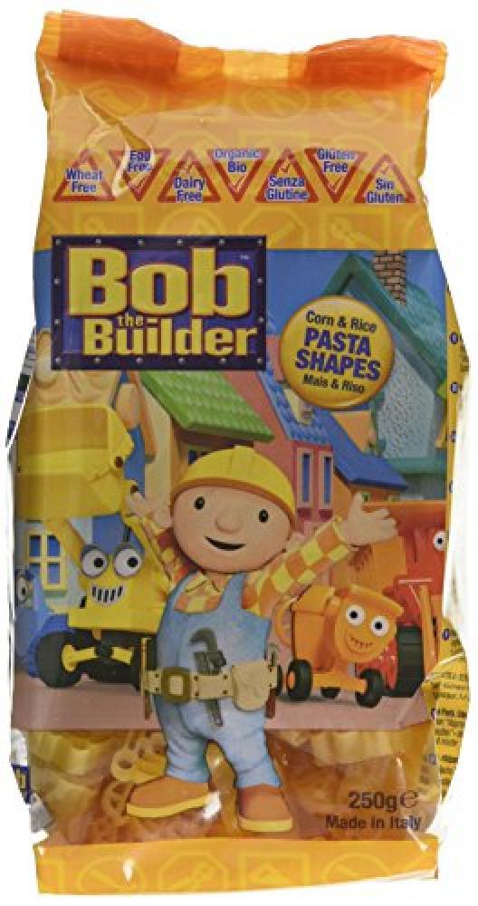 Bob The Builder Organic Gluten Free Pasta 250 g
