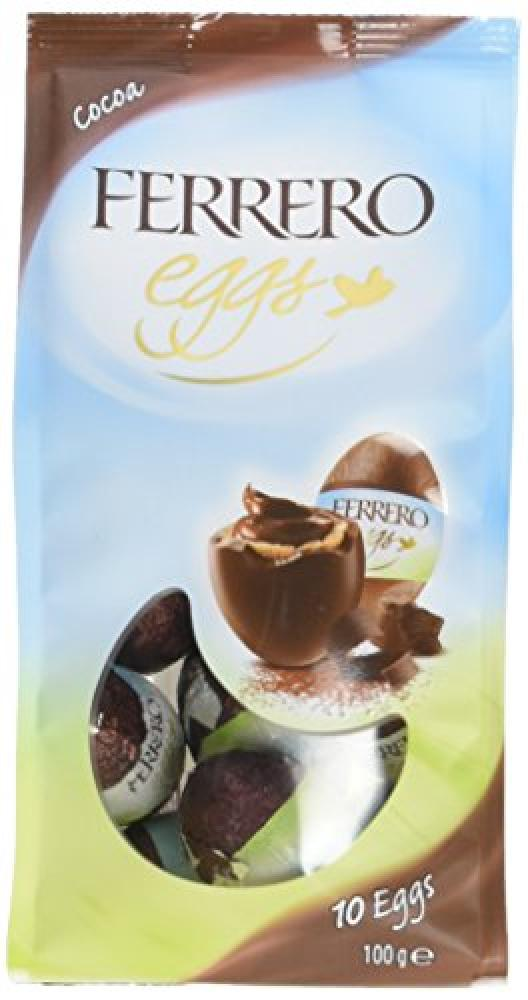 Ferrero Eggs Cocoa 100 g (Pack of 10)