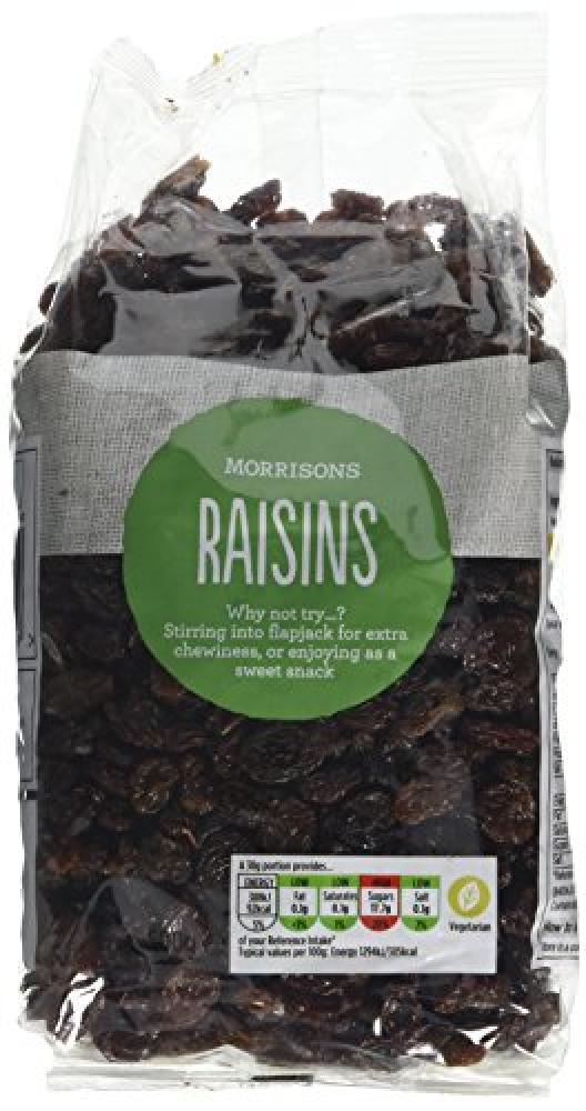 Perfectly Good Raisins 500g