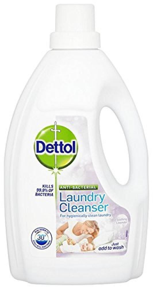Dettol Antibacterial Laundry Cleanser - Soothing Lavender 1500ml