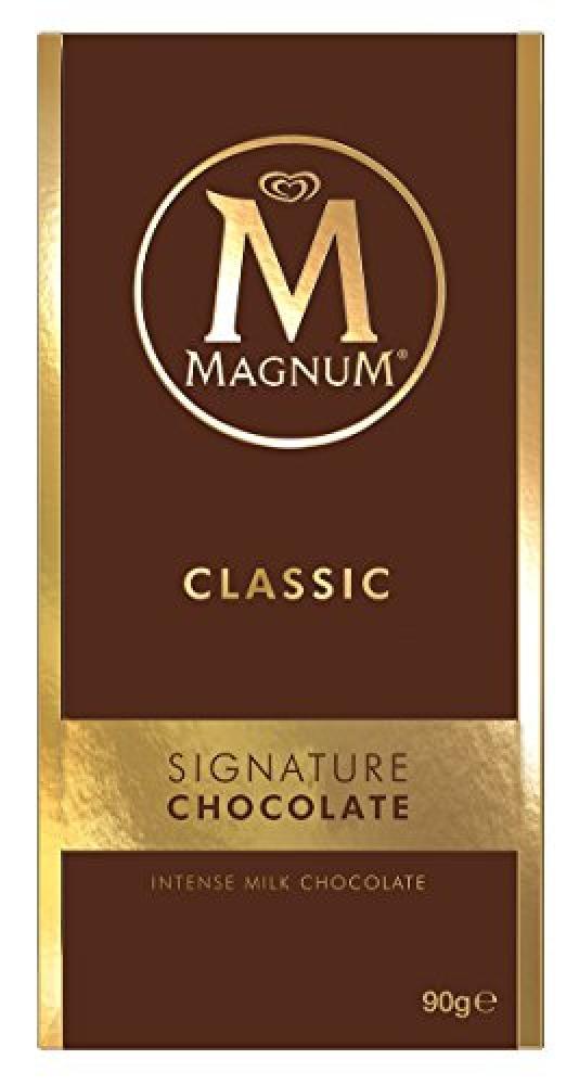 Magnum Classic Chocolate Bar 90g