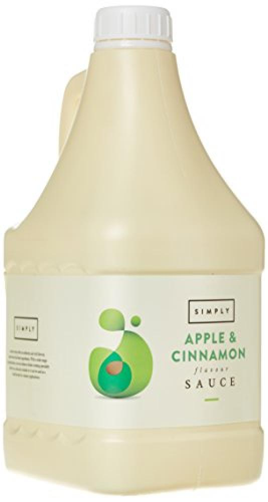 Simply Apple and Cinnamon Sauce 1.9 Litre