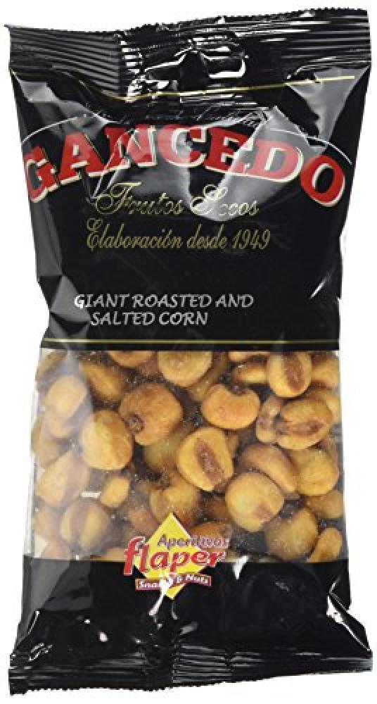 Gancedo Kikones Fried And Salted Corn 100 g