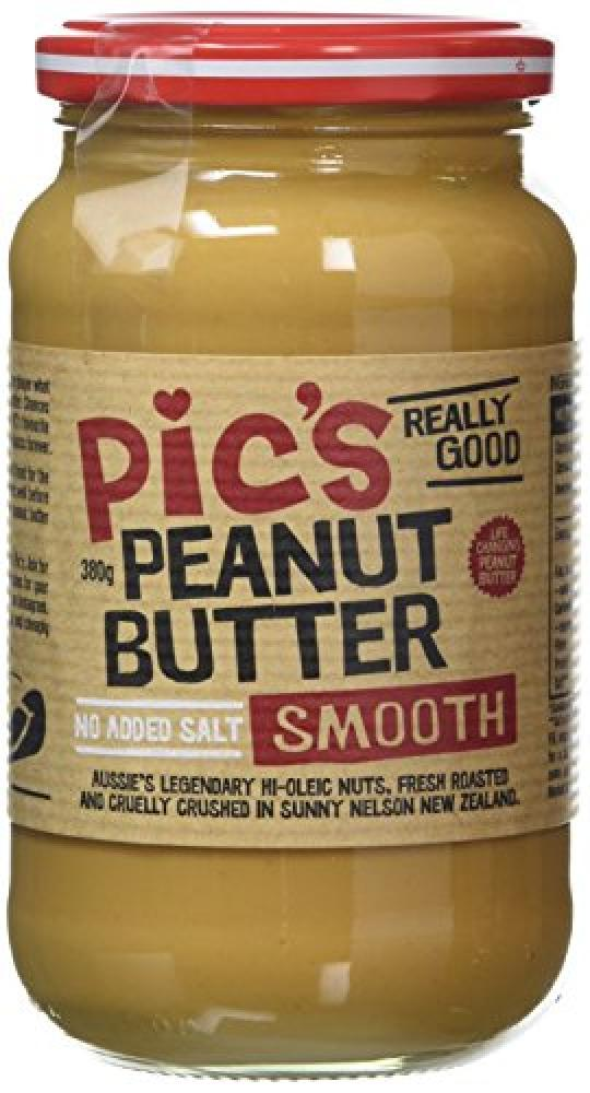 Pics Peanut Butter Smooth 380g