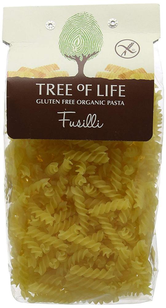 Tree Of Life Organic Fusilli Pasta 500 g