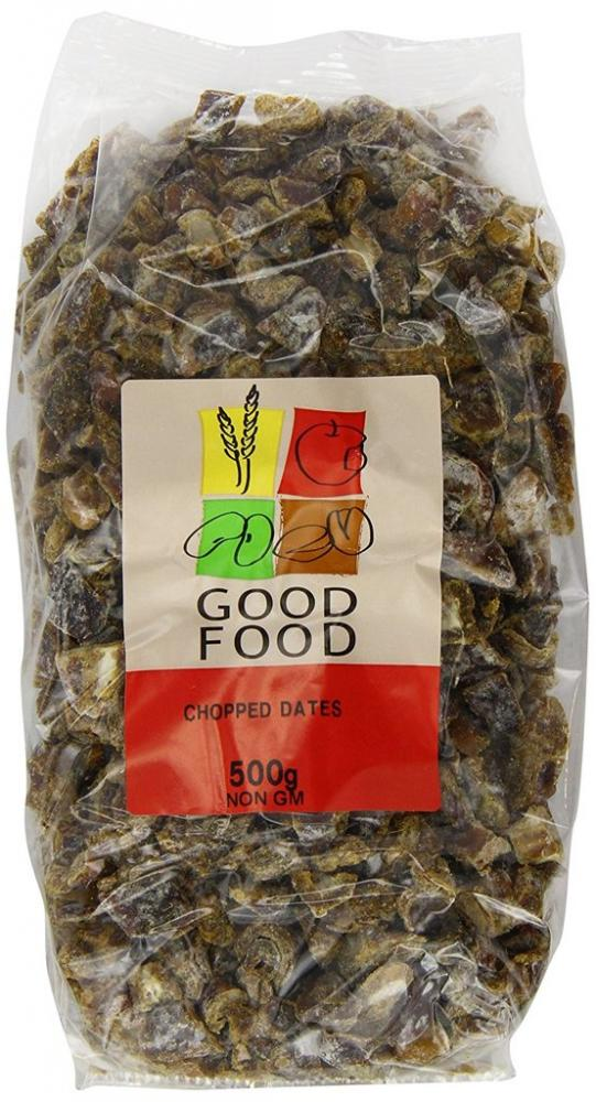 Mintons Good Food Chopped Dates 500g