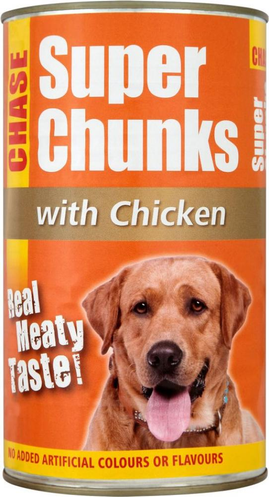 Chase Super Chunks with Chicken 1.225kg