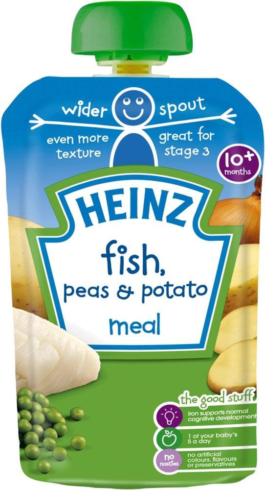 Heinz FishPeas and Potato Meal 180g 180g