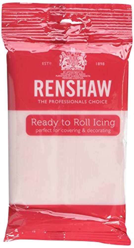Renshaw Baby Pink Ready to Roll Icing 250g