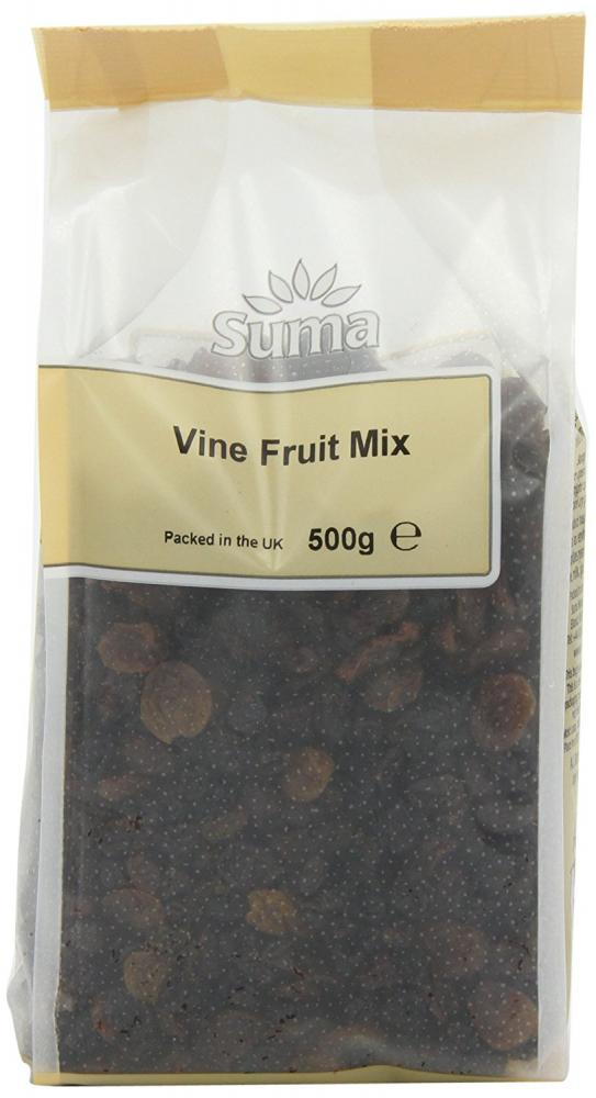 Suma Vine Fruit Mix 500g