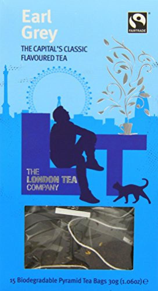 The London Tea Company Earl Gray 15 Bags