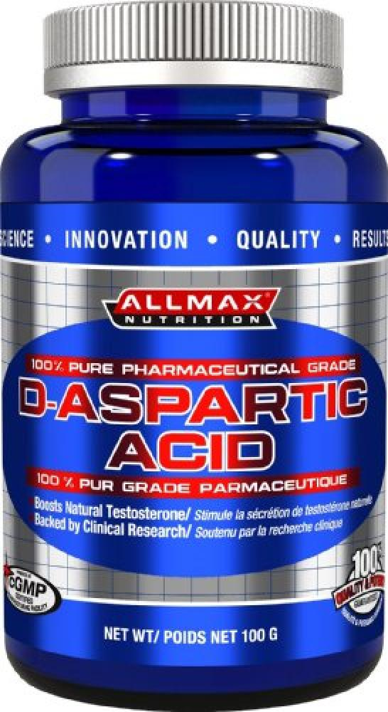 AllMax Nutrition D-Aspartic Acid 100g